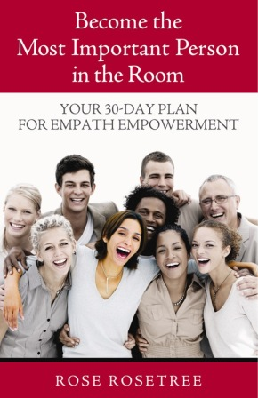 Cover of Become the Most Important Person in the Room -- Click to see larger image